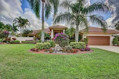 11207 Westland Circle, Boynton Beach, FL 33437 - #: RX-10513485