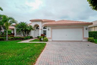 6832 Molakai Circle, Boynton Beach, FL 33437 - #: RX-10513680