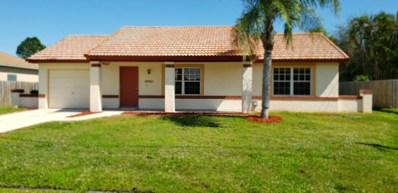 2155 SE Glenrock Terrace, Port Saint Lucie, FL 34952 - #: RX-10513825