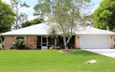 5113 Feather Creek Drive, Fort Pierce, FL 34951 - #: RX-10513892