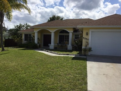 5550 NW Mecca Court, Saint Lucie West, FL 34986 - #: RX-10513921