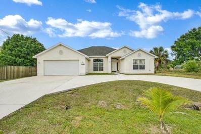 3682 SW Port Saint Lucie Boulevard, Port Saint Lucie, FL 34953 - #: RX-10513960