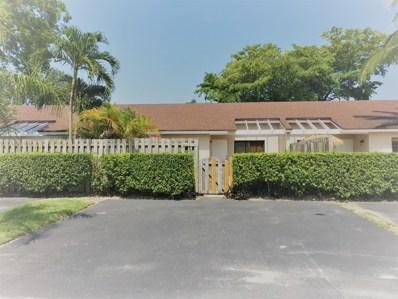 4952 E Lakes Drive UNIT 4952, Deerfield Beach, FL 33064 - #: RX-10514185
