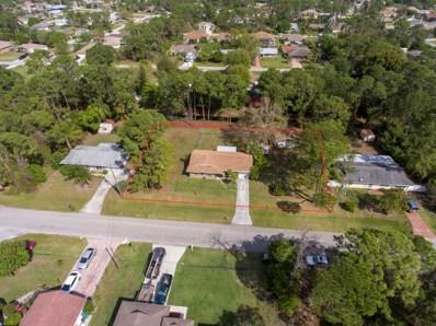 1733 SW Capehart Avenue, Port Saint Lucie, FL 34953 - MLS#: RX-10514251