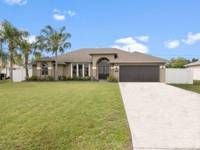 1808 SE Gaskins Circle, Port Saint Lucie, FL 34952 - #: RX-10514454