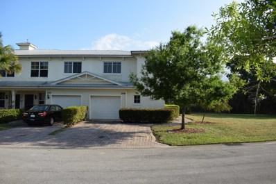2709 Creekside Drive, Fort Pierce, FL 34981 - MLS#: RX-10514579