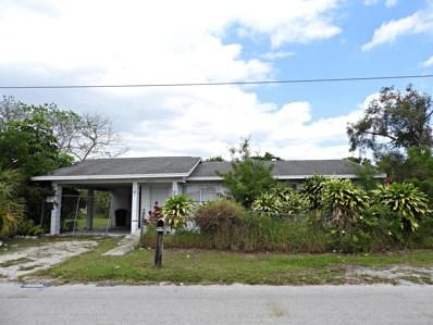 2802 Avenue B, Fort Pierce, FL 34947 - MLS#: RX-10514850