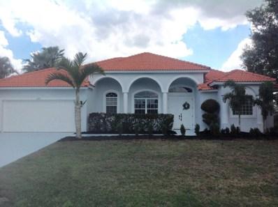 1262 SW Milan Lane, Port Saint Lucie, FL 34953 - #: RX-10514943