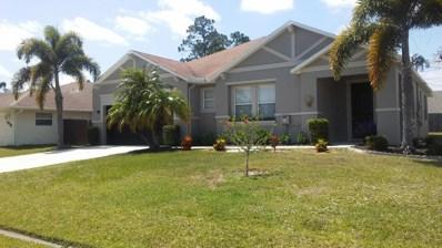 1055 SW Hamrock Avenue, Port Saint Lucie, FL 34953 - MLS#: RX-10514949