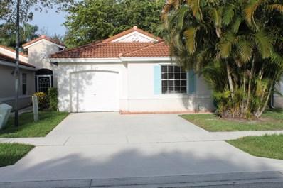 7127 Burgess Drive, Lake Worth, FL 33467 - MLS#: RX-10514973