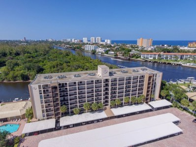 1631 Riverview Road UNIT 601, Deerfield Beach, FL 33441 - MLS#: RX-10515092