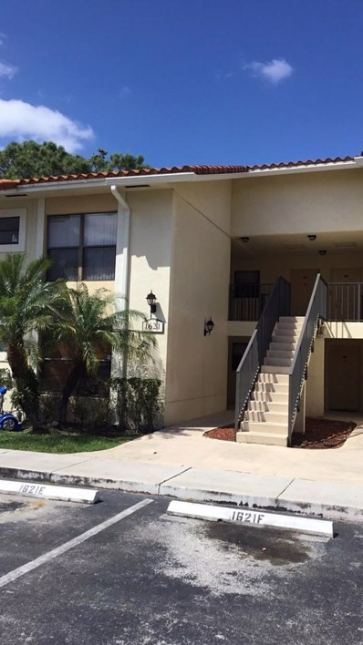 1621 Balfour Point UNIT B, West Palm Beach, FL 33411 - MLS#: RX-10515114