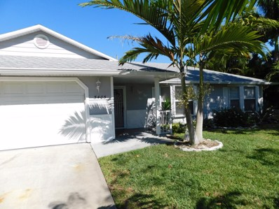 5405 Paleo Pines Circle, Fort Pierce, FL 34951 - #: RX-10515203