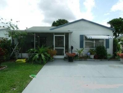 5801 NW 84th Terrace, Tamarac, FL 33321 - MLS#: RX-10515205