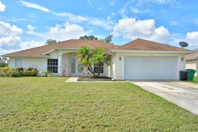 720 SW Gretchen Terrace, Port Saint Lucie, FL 34953 - MLS#: RX-10515234