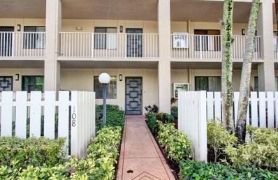 6037 Pointe Regal Circle UNIT 108, Delray Beach, FL 33484 - MLS#: RX-10515249