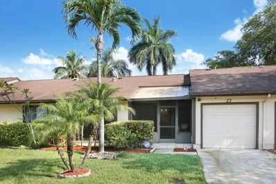 27 Mayfair Lane, Boynton Beach, FL 33426 - MLS#: RX-10515364