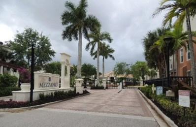 9905 Baywinds Drive UNIT 2102, West Palm Beach, FL 33411 - #: RX-10515455