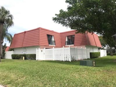 1404 Harvard Lane UNIT 12c, Boynton Beach, FL 33426 - #: RX-10515641