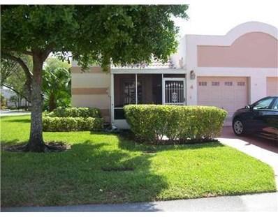 18870 Stewart Circle UNIT 4, Boca Raton, FL 33496 - MLS#: RX-10515661