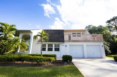1318 SW Melrose Avenue, Port Saint Lucie, FL 34953 - #: RX-10515687