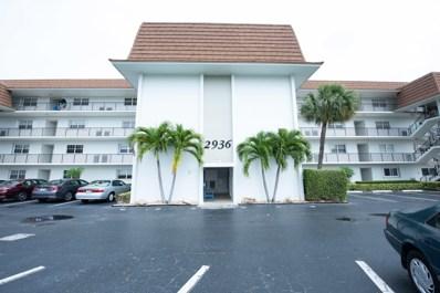 2936 Lake Shore Drive UNIT 309, Riviera Beach, FL 33404 - MLS#: RX-10515881