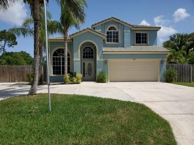 170 NE Dominican Terrace, Port Saint Lucie, FL 34983 - MLS#: RX-10515932