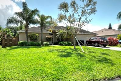 556 SW Paar Drive, Port Saint Lucie, FL 34953 - #: RX-10515974