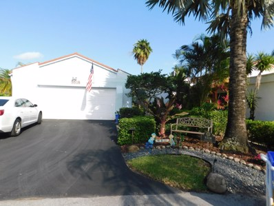 5518 Ainsley Court, Boynton Beach, FL 33437 - MLS#: RX-10516311