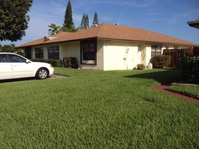5433 Bonky Court, West Palm Beach, FL 33415 - #: RX-10516549