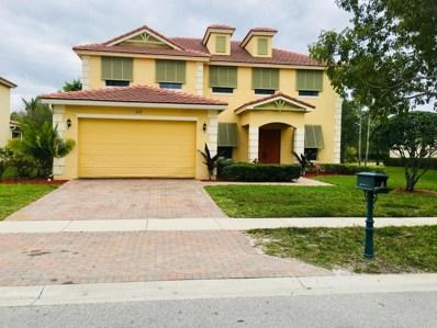 489 Saint Emma Drive, Royal Palm Beach, FL 33411 - #: RX-10516585