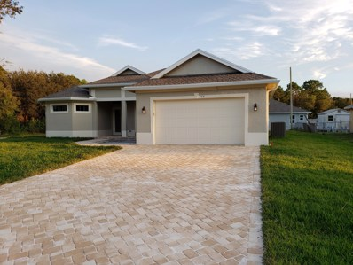 468 SW Cherry Hill Road, Port Saint Lucie, FL 34953 - MLS#: RX-10516856