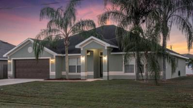 5714 NW Alcazar Terrace, Port Saint Lucie, FL 34986 - #: RX-10516882