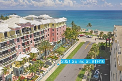 2051 SE 3rd Street UNIT Th10, Deerfield Beach, FL 33441 - MLS#: RX-10517014