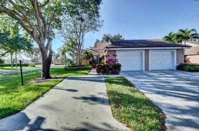 8322 Sunmeadow Lane UNIT A, Boca Raton, FL 33496 - MLS#: RX-10517063
