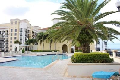 801 S Olive Avenue UNIT 407, West Palm Beach, FL 33401 - MLS#: RX-10517153