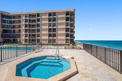 3610 S Ocean Boulevard UNIT 402, South Palm Beach, FL 33480 - #: RX-10517209
