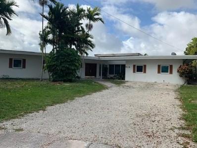 12610 Hickory Road, North Miami, FL 33181 - #: RX-10517275