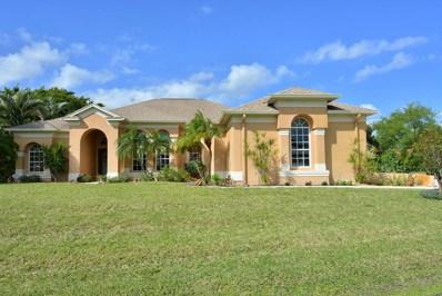2598 SE Hamden Road, Port Saint Lucie, FL 34952 - MLS#: RX-10517279