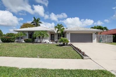 491 NW 72nd Street, Boca Raton, FL 33487 - #: RX-10517427