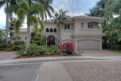 16510 Maddalena Place, Delray Beach, FL 33446 - #: RX-10517470