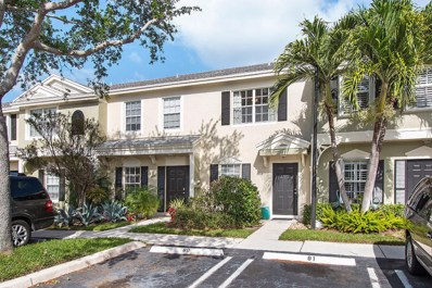 1028 Kokomo Key Lane, Delray Beach, FL 33483 - MLS#: RX-10517503