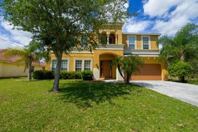 5386 NW Akbar Terrace, Port Saint Lucie, FL 34986 - #: RX-10517615