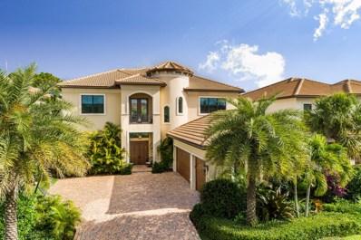 145 Gardenia Isle Drive, Palm Beach Gardens, FL 33418 - MLS#: RX-10517619