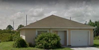 4461 SW Jaunt Road, Port Saint Lucie, FL 34953 - MLS#: RX-10517981
