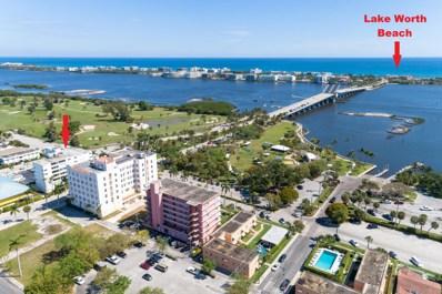 1 N Golfview Road UNIT 303, Lake Worth Beach, FL 33460 - #: RX-10518134