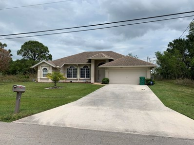 5225 NW Milner Drive, Fort Pierce, FL 34983 - #: RX-10518743