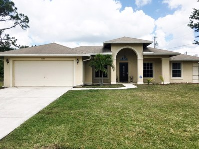 1089 SW Spataro Avenue, Port Saint Lucie, FL 34953 - MLS#: RX-10518756