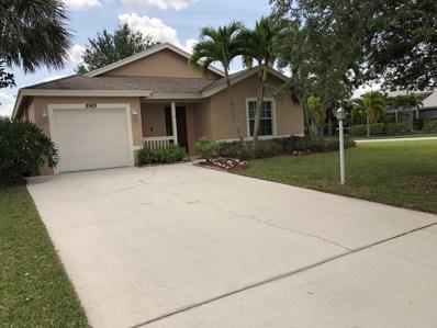 8989 SW Bonneville Drive, Stuart, FL 34997 - #: RX-10518951