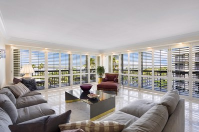 3390 S Ocean Boulevard UNIT 506, Palm Beach, FL 33480 - MLS#: RX-10519047